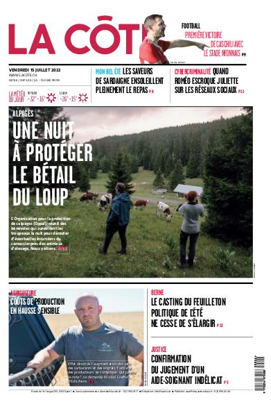 Quotidien La Côte