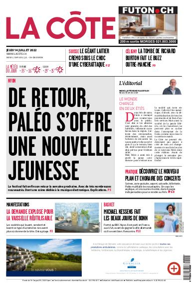 Edition du 27.05.19