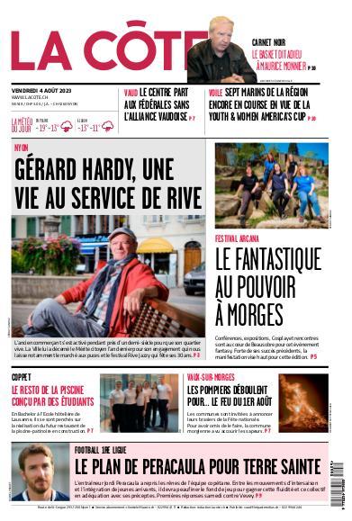 Edition du 23.08.19